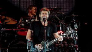Nickelback in Concert