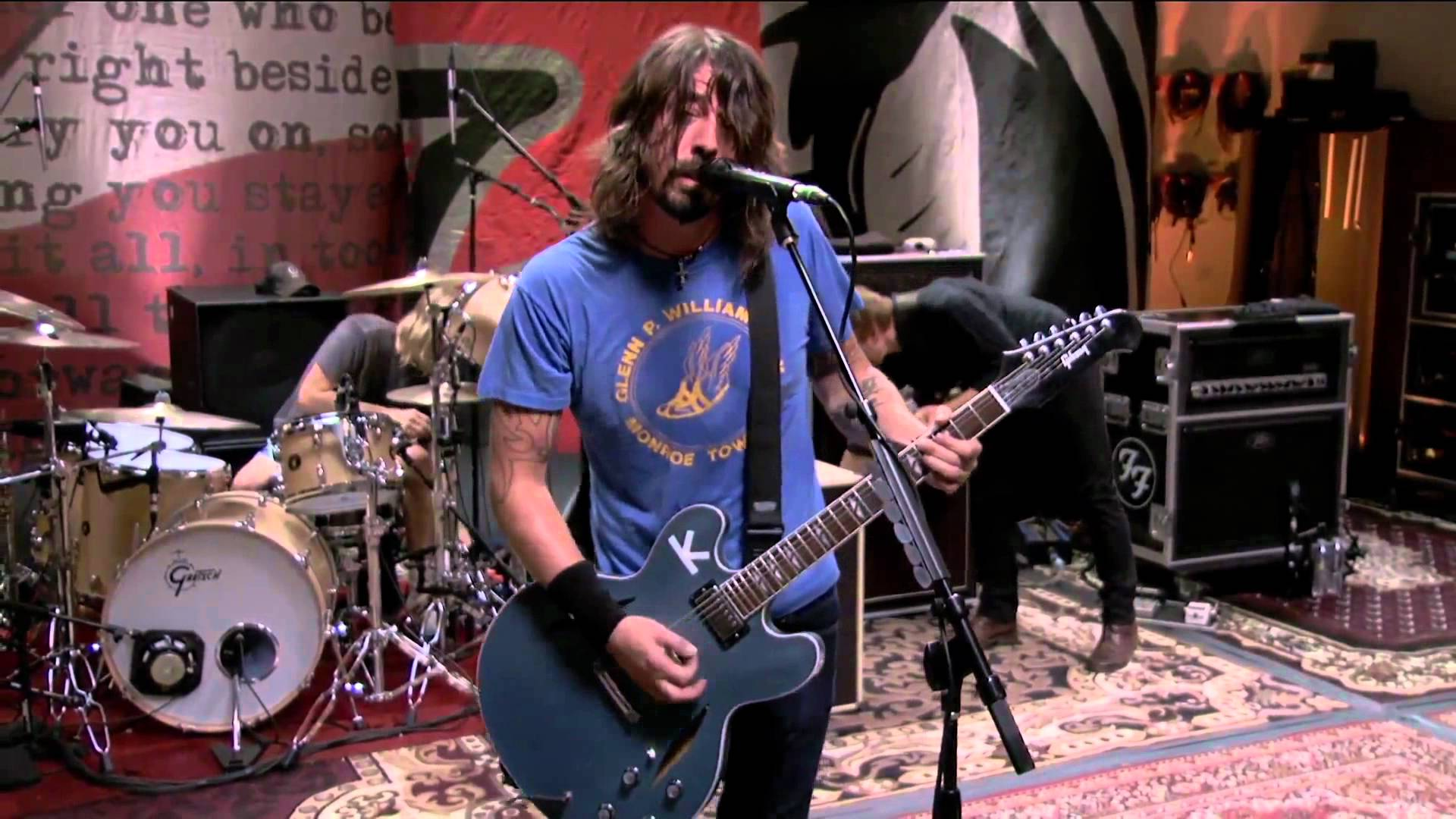 Foo fighters tour dates in Melbourne