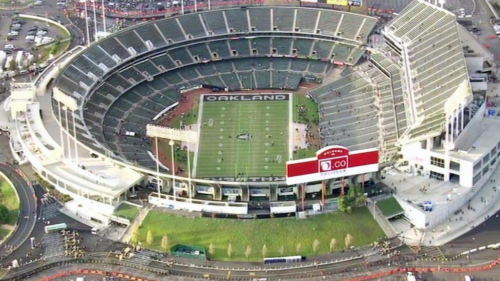 Oakland Raiders Tickets