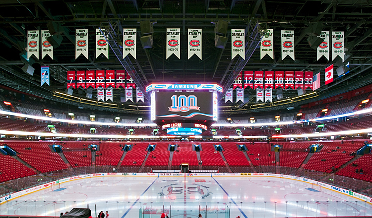 Montreal Canadiens Tickets