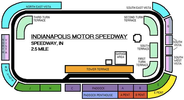 IMS Seating Chart