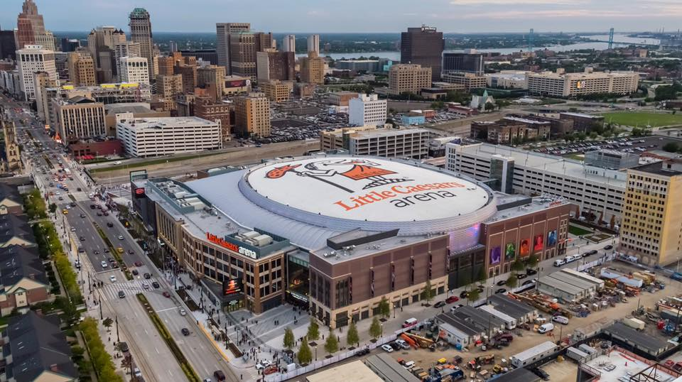Little Caesars Arena Tickets
