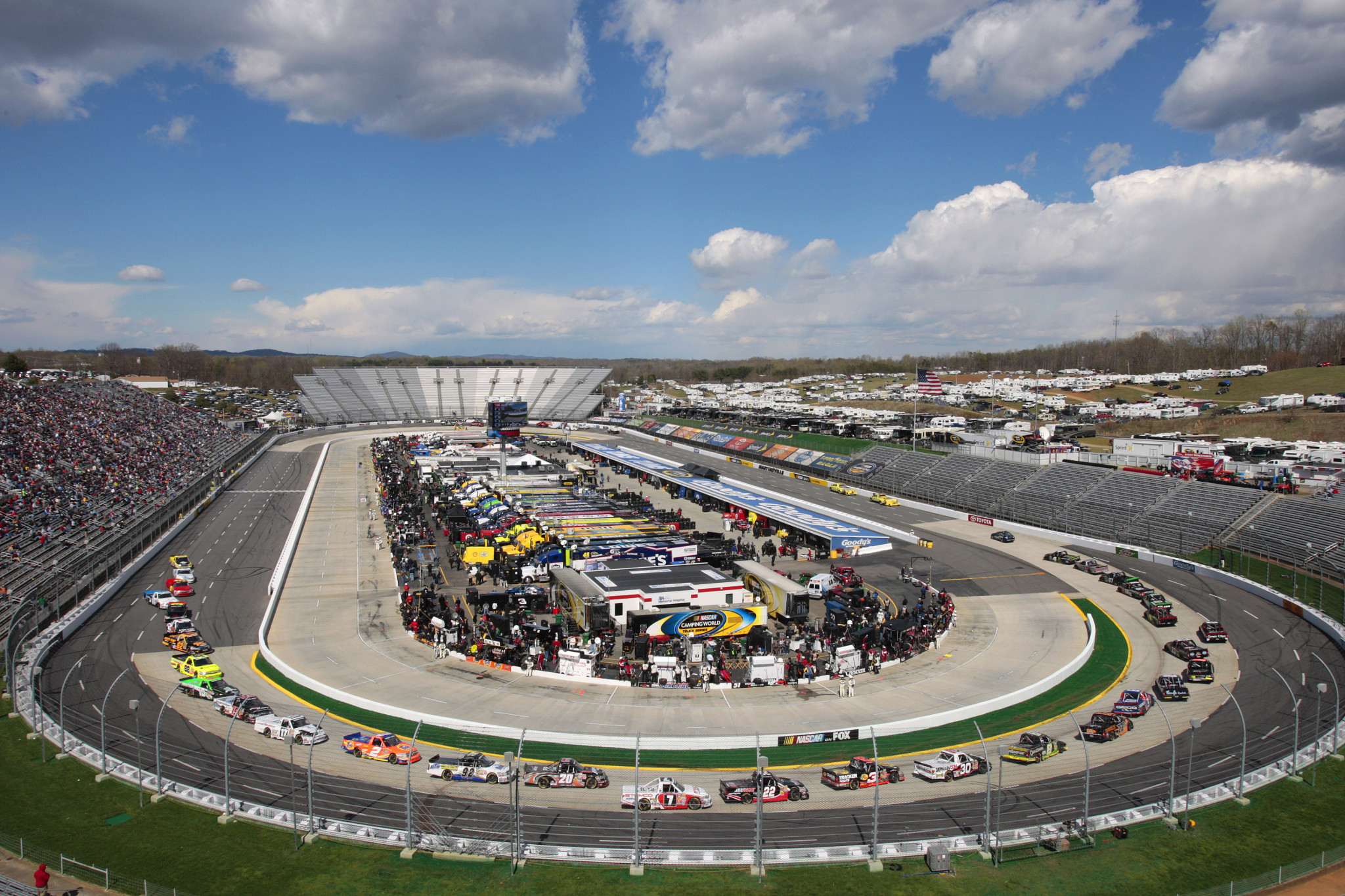 The Fast Data 500 is the second race to be held each year at Martinsville Speedway Come enjoy one of NASCARs most historic tracks
