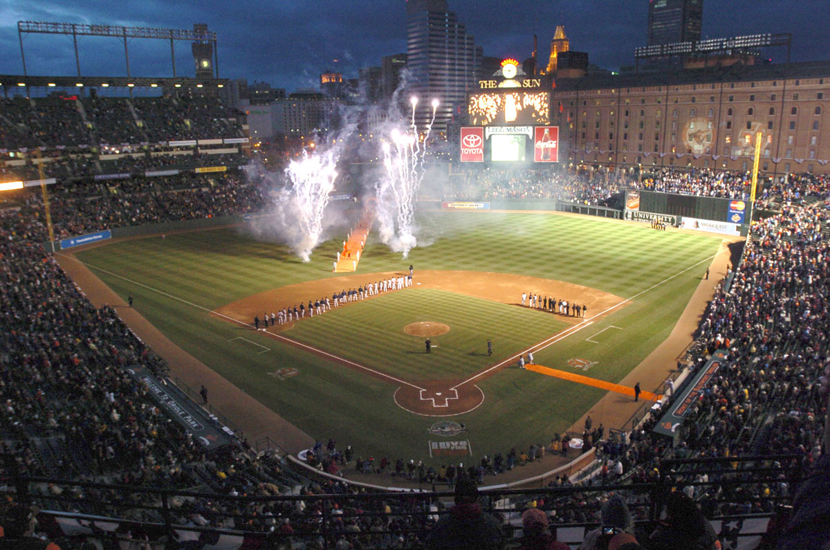 Baltimore Orioles Tickets