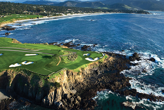 AT&T Pebble Beach National Pro-Am Tickets