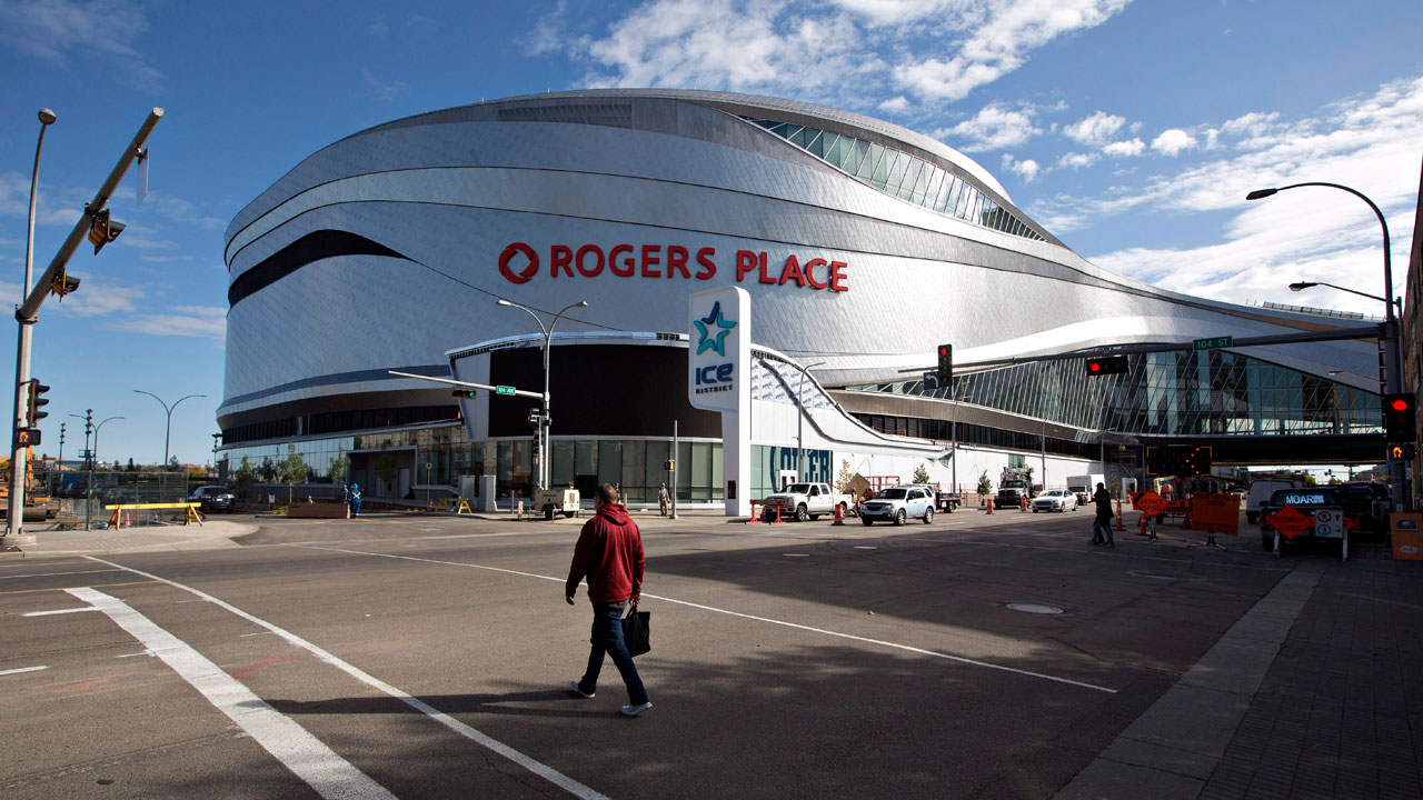 Rogers Place Tickets