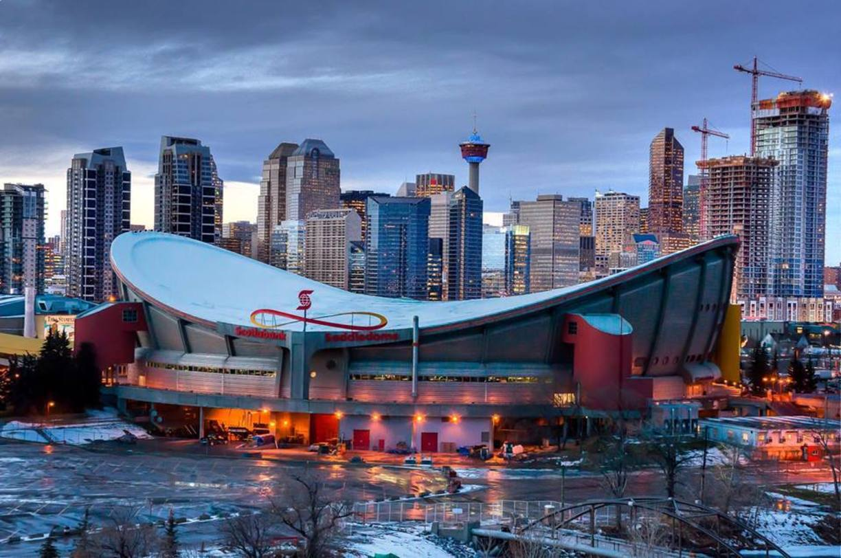 Scotiabank Saddledome Tickets