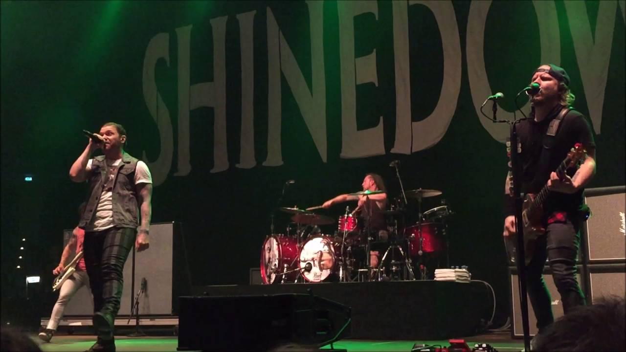 Shinedown Tickets