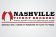 Nashville Ticket Brokers